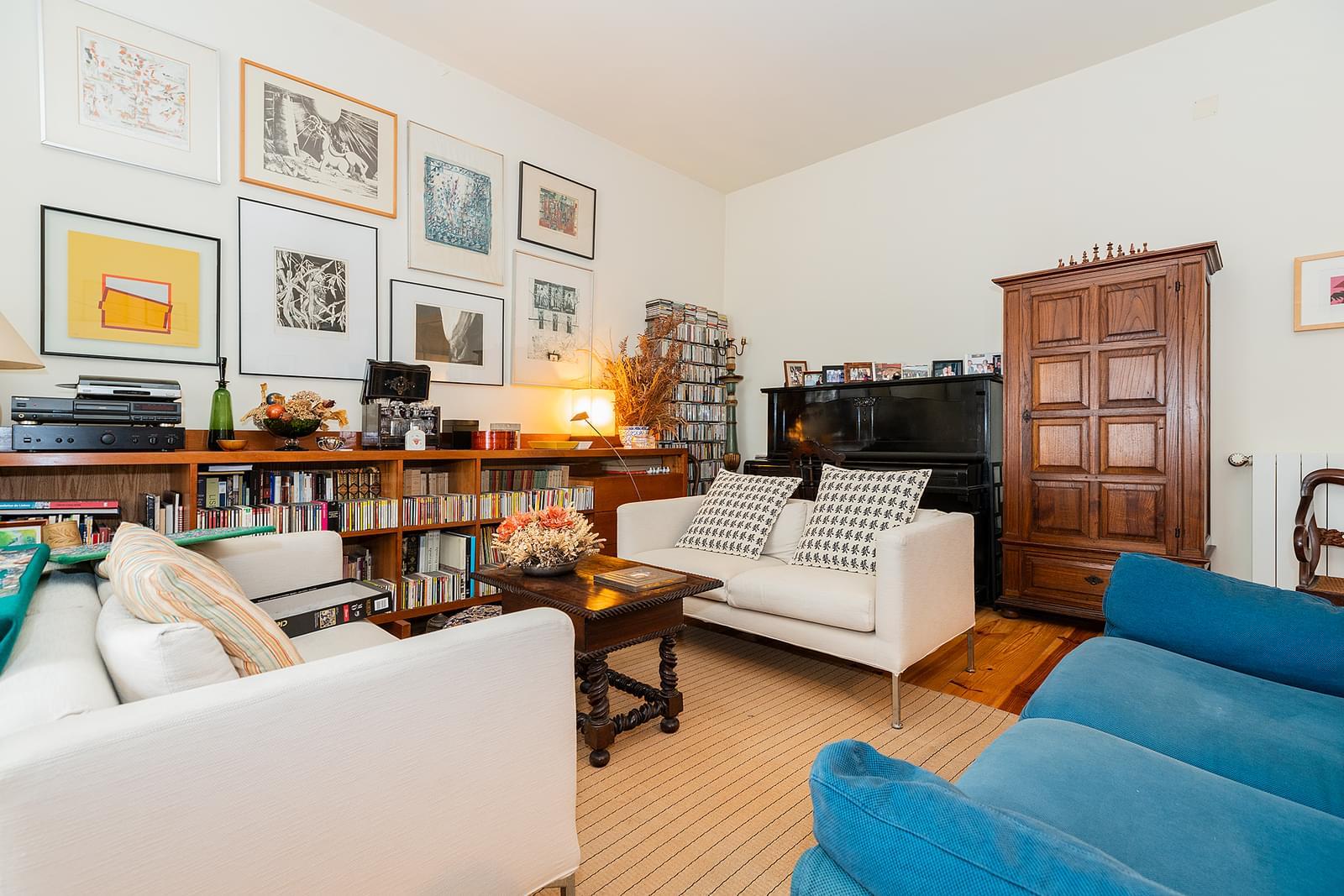 Apartamento T6 Chiado