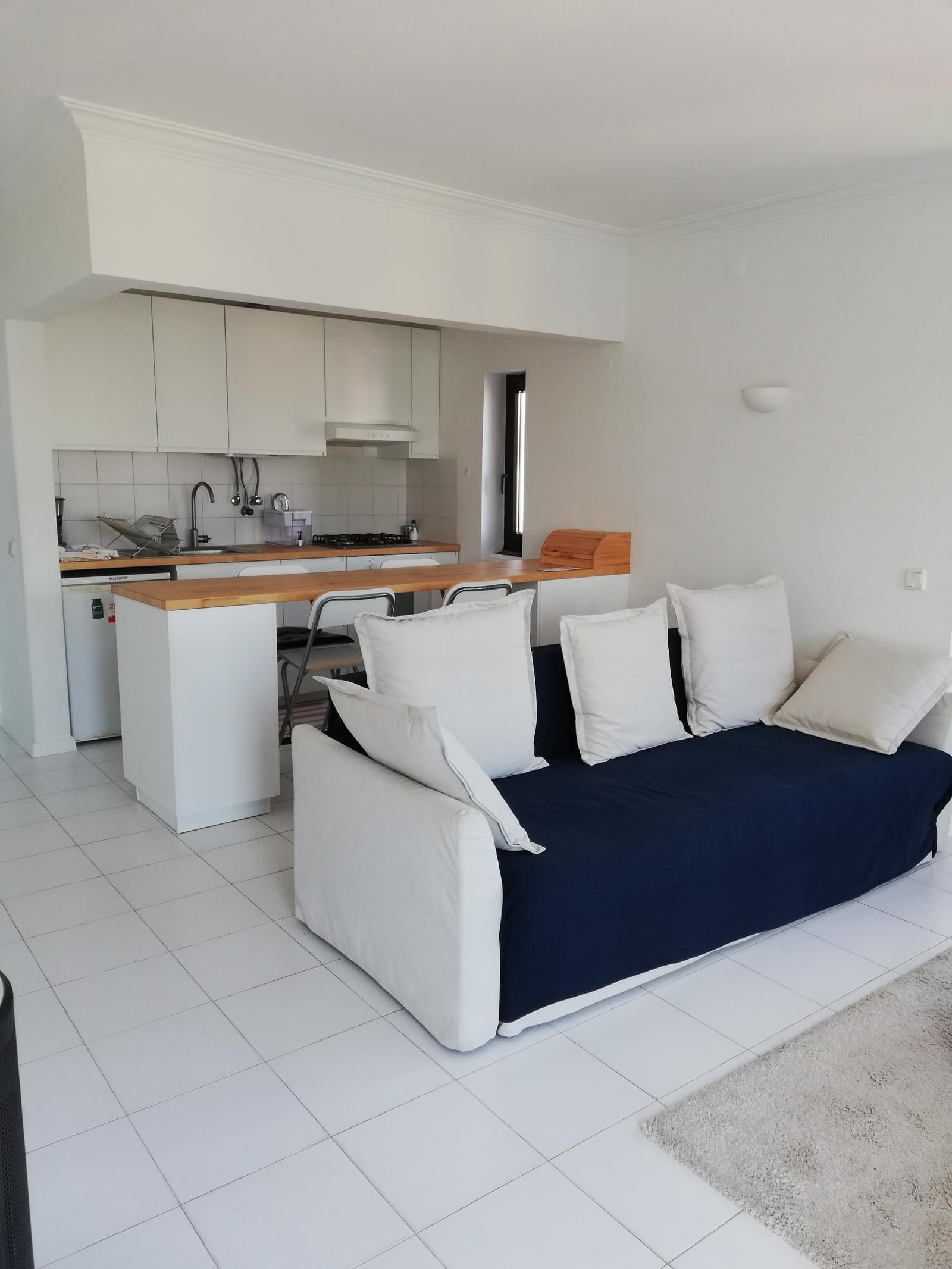 Apartamento T1 mobilado