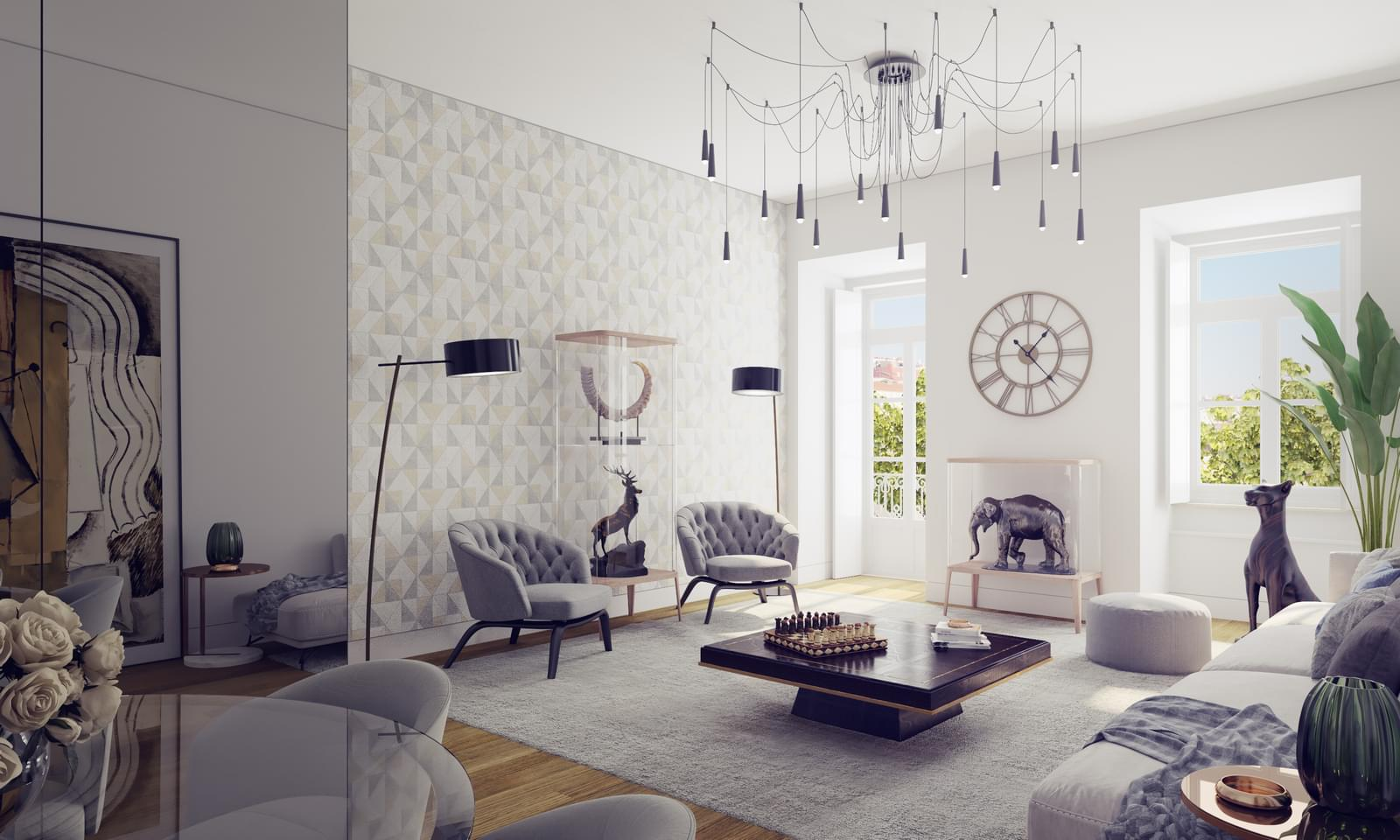 PF19368, Apartamento T4, Lisboa