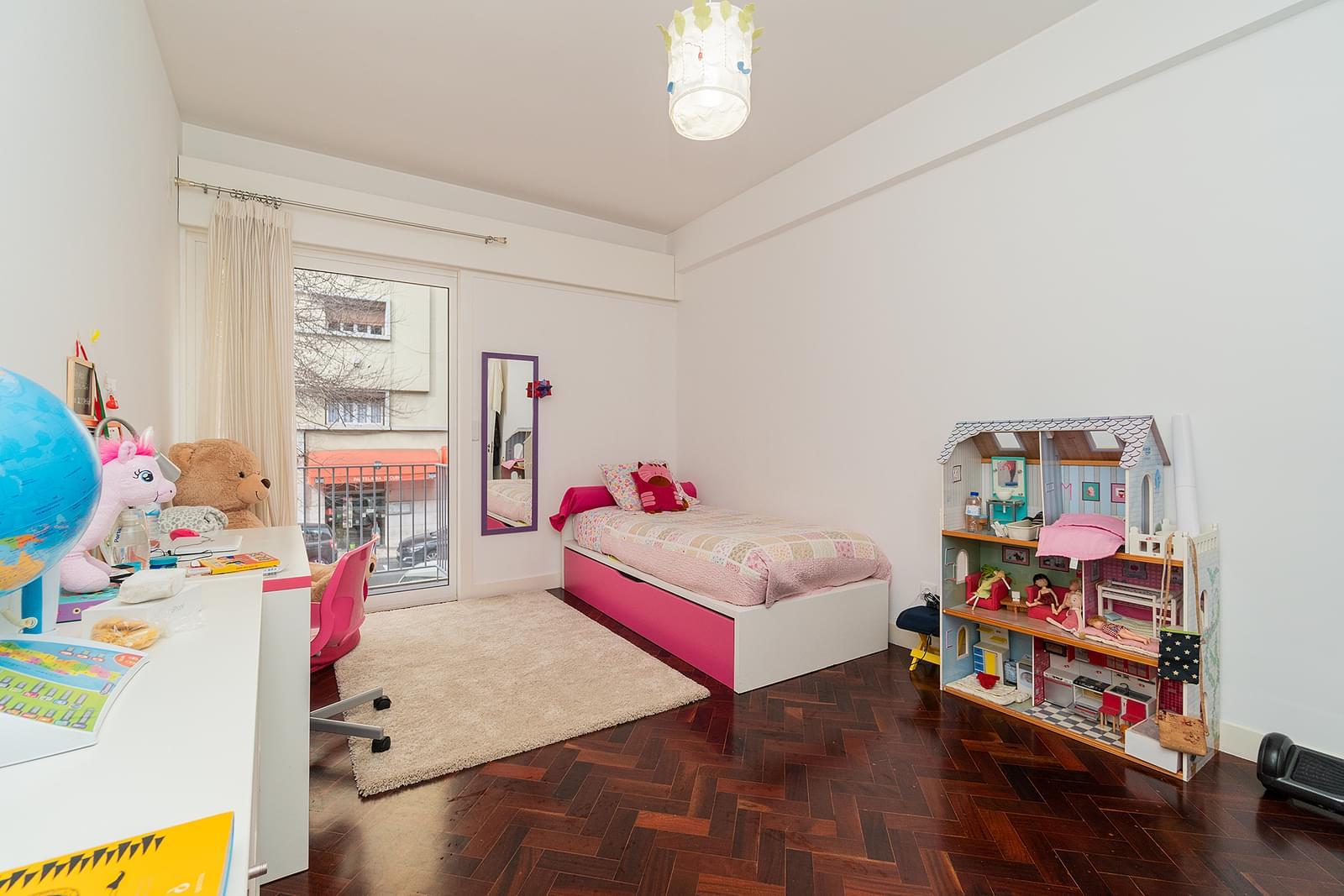 Apartamento T3 mobilado