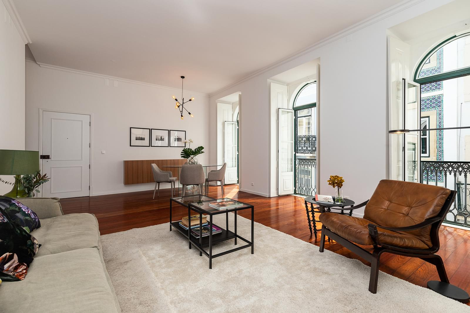 Apartamento T2 remodelado