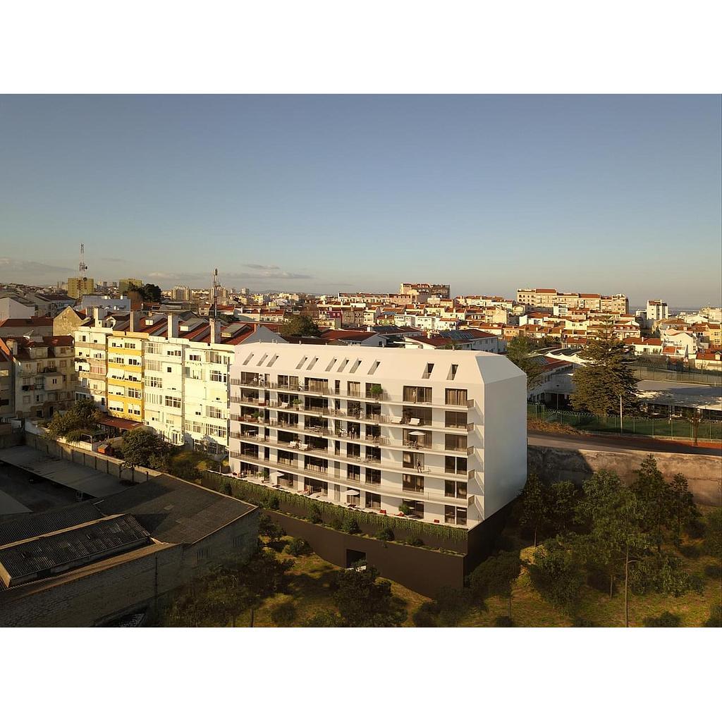 PF20127, Apartamento T1, Lisboa