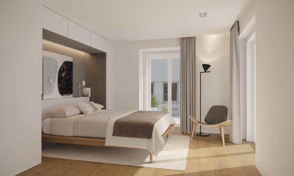 PF20505, Apartamento T1, Lisboa