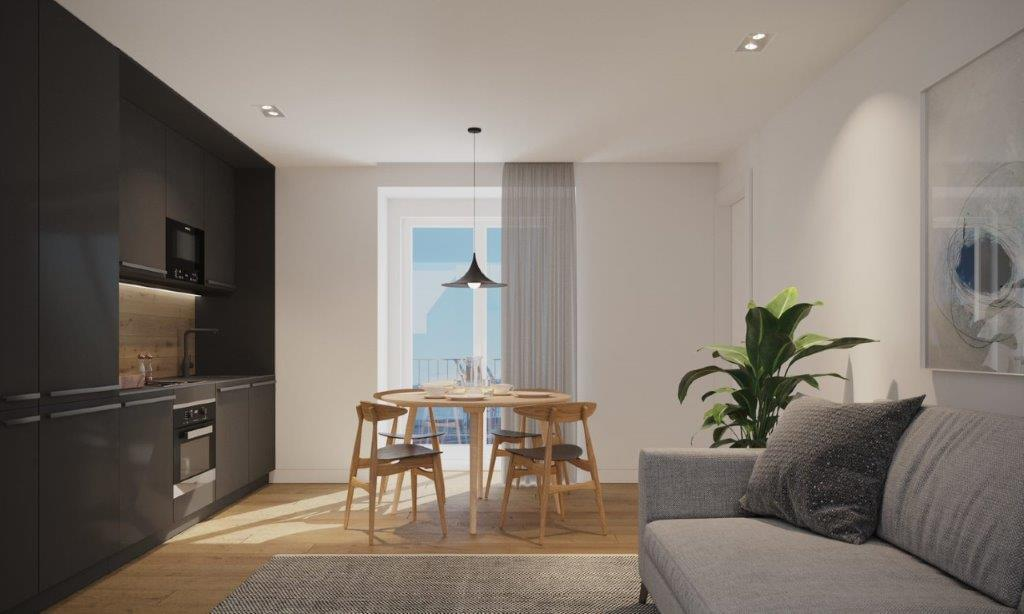 PF20510, Apartamento T1, Lisboa