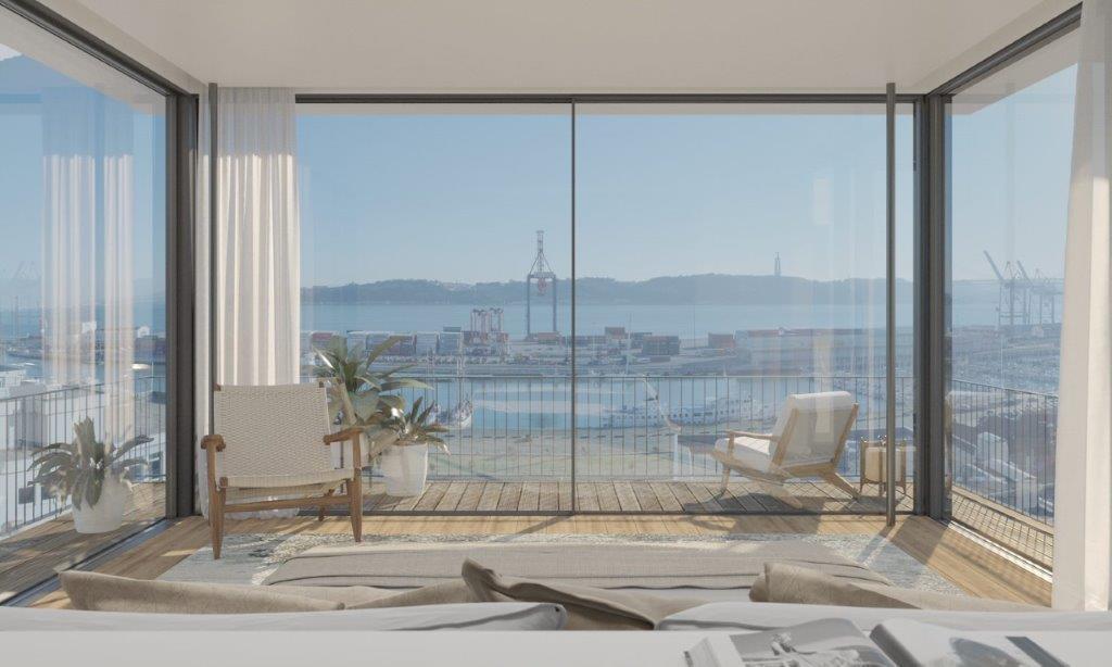 PF20517, Apartamento T4, Lisboa