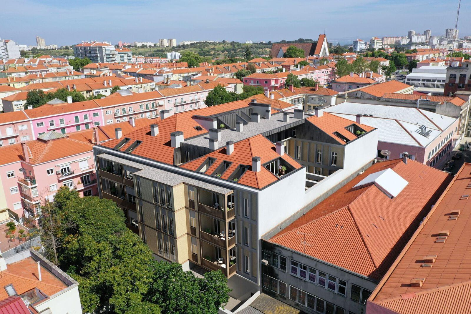 PF20740, Apartamento T4, Lisboa