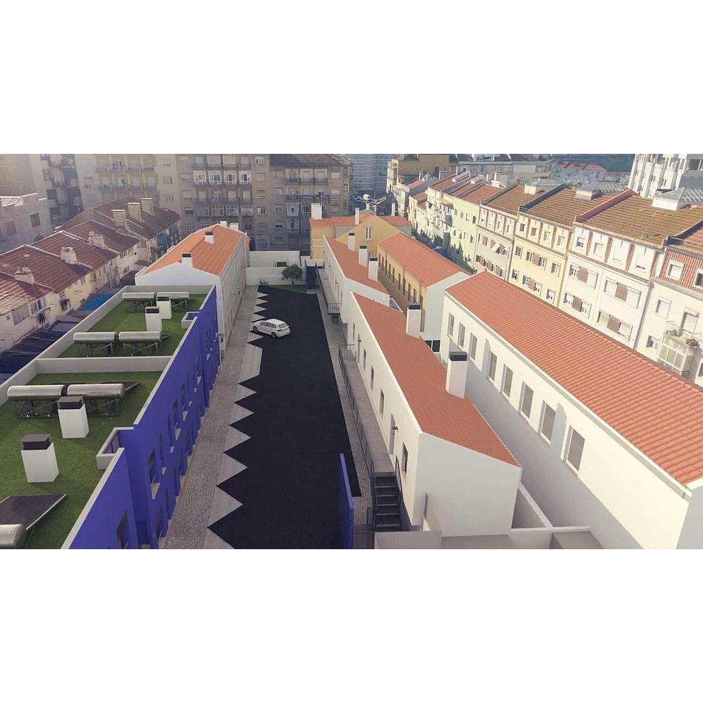 PF21070, Apartamento T1, Lisboa