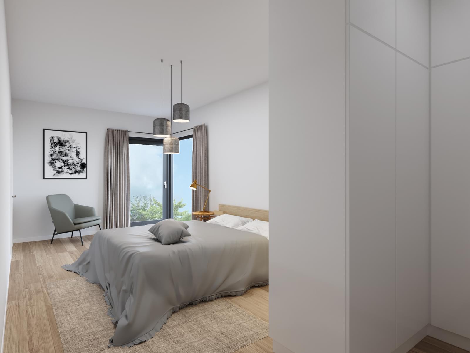 PF22231, Apartamento T2, Oeiras