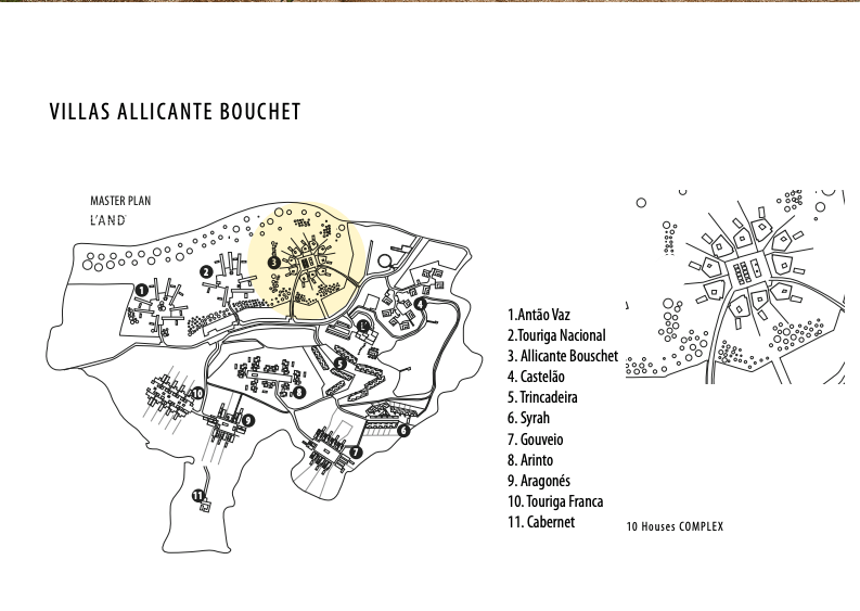 L'and Vineyards - Villas Alicante Bouche