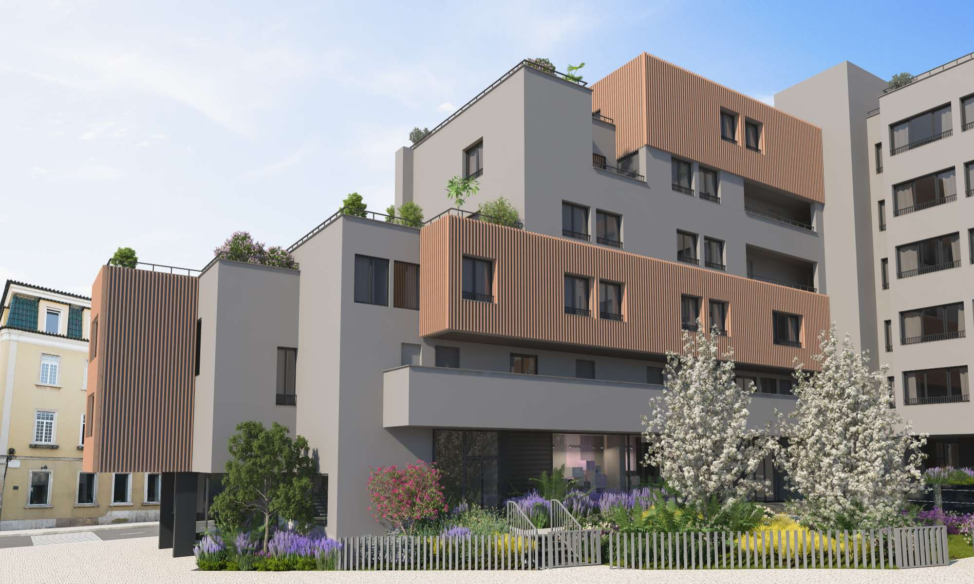 PF22780, Duplex T4, Lisboa