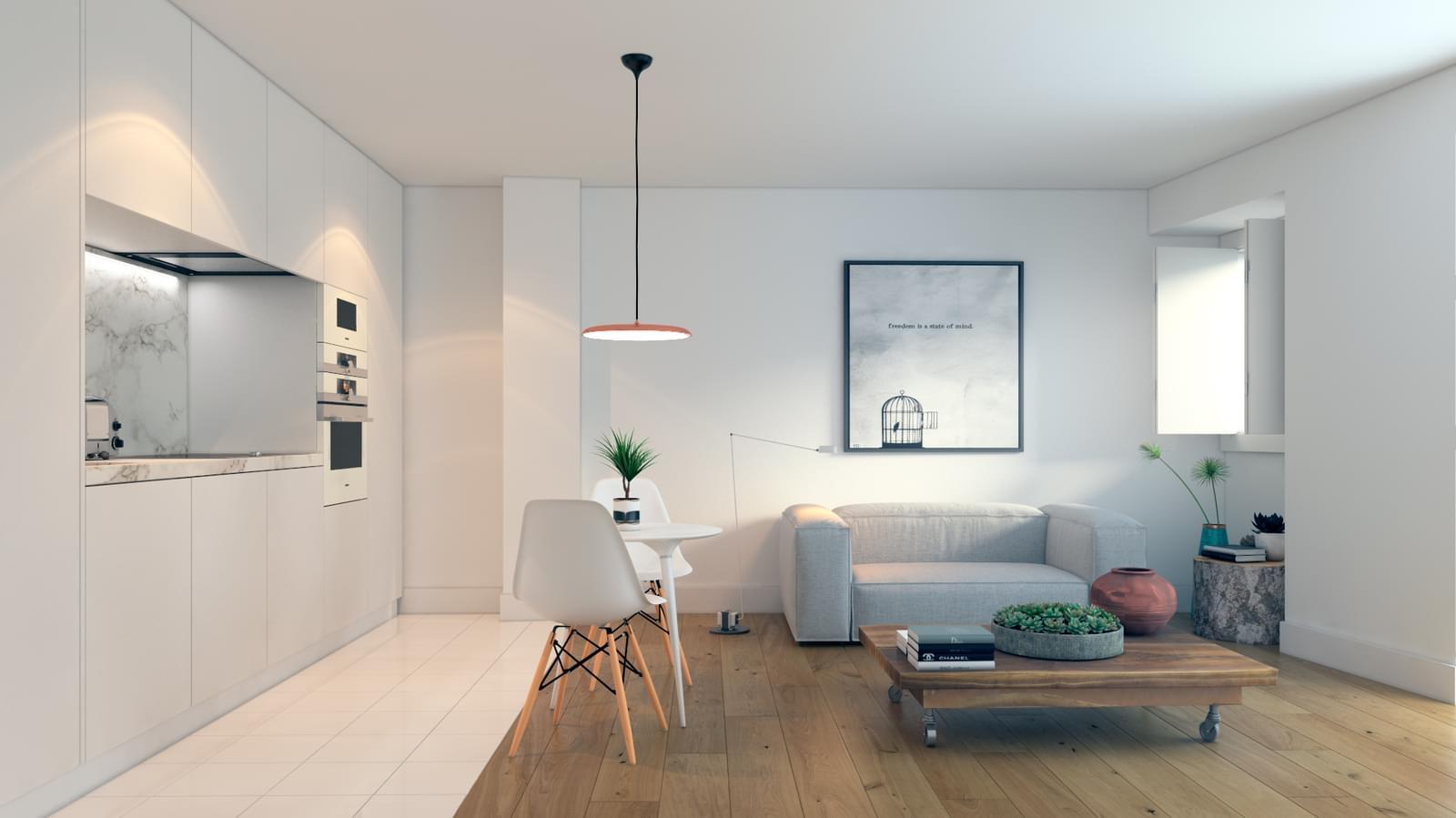 PF23106, Apartamento T0, Lisboa