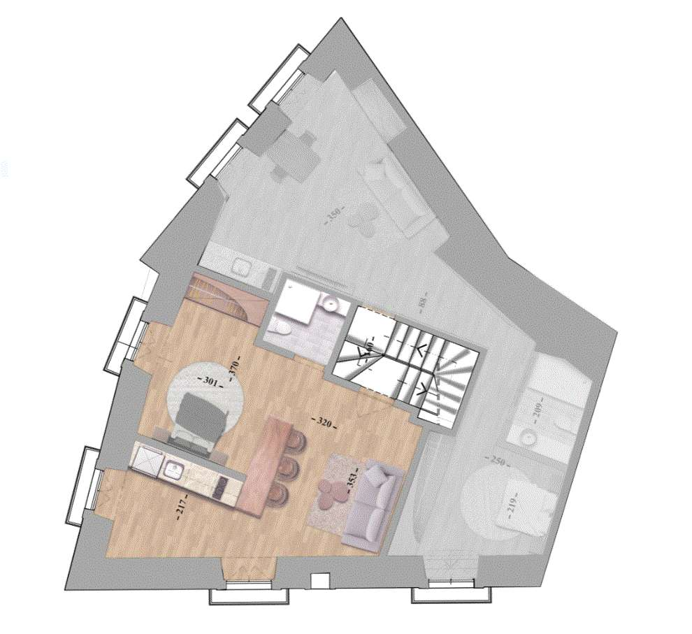 PF23694, Apartamento T0, Lisboa