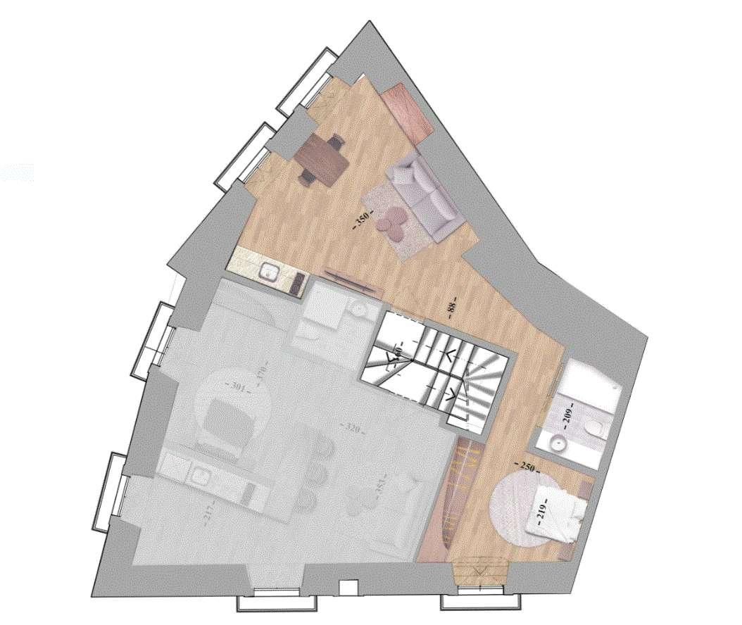 PF23695, Apartamento T0, Lisboa