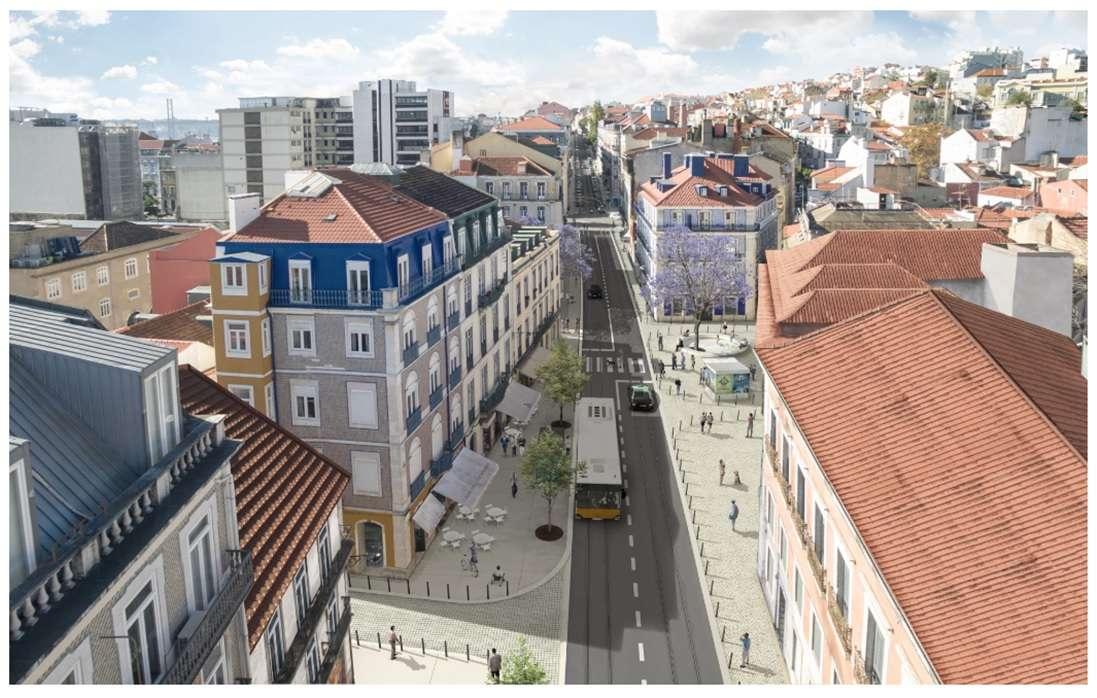 Penthouse 3 pièces, Lisboa