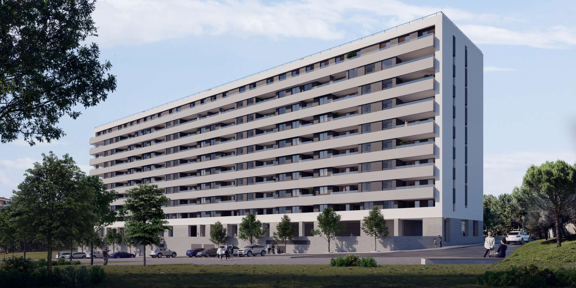 PF26125, Duplex T3, Oeiras