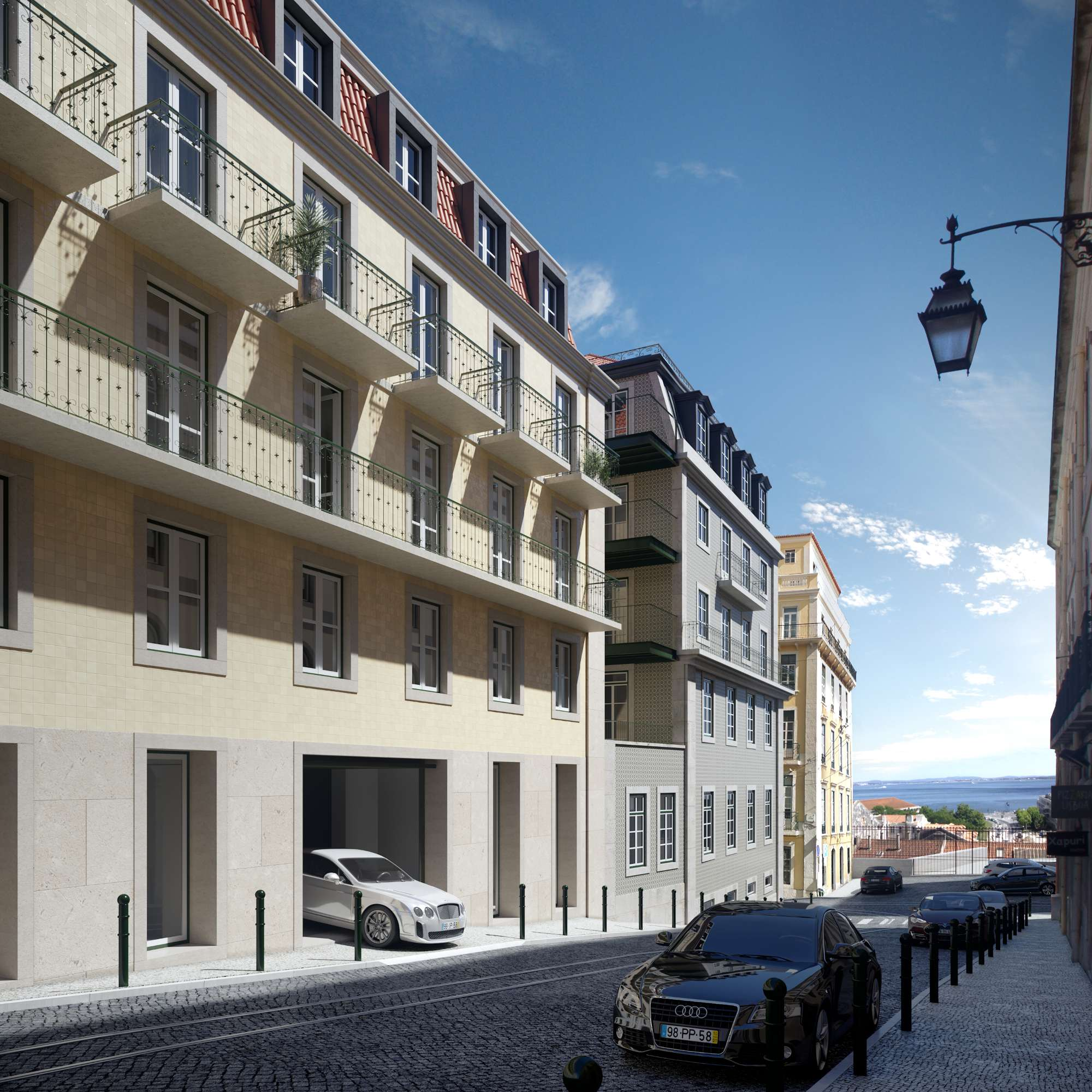 PF24867, Duplex T5, Lisboa