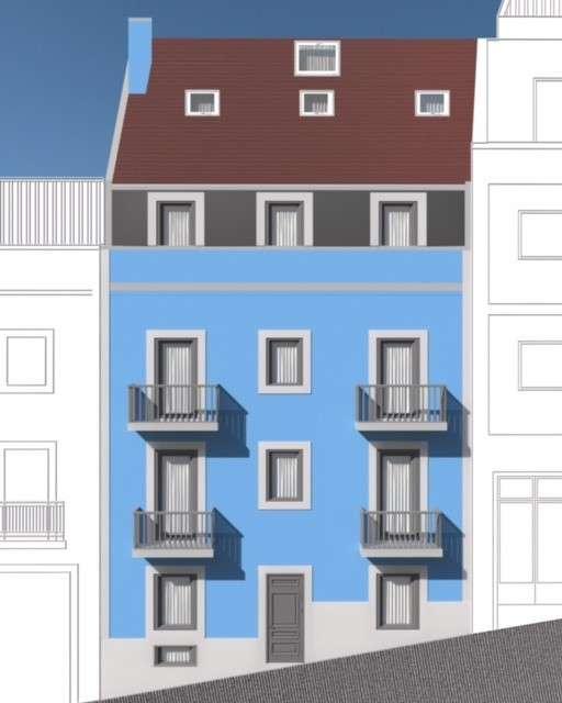 PF25322, Apartamento T1 + 1, Lisboa