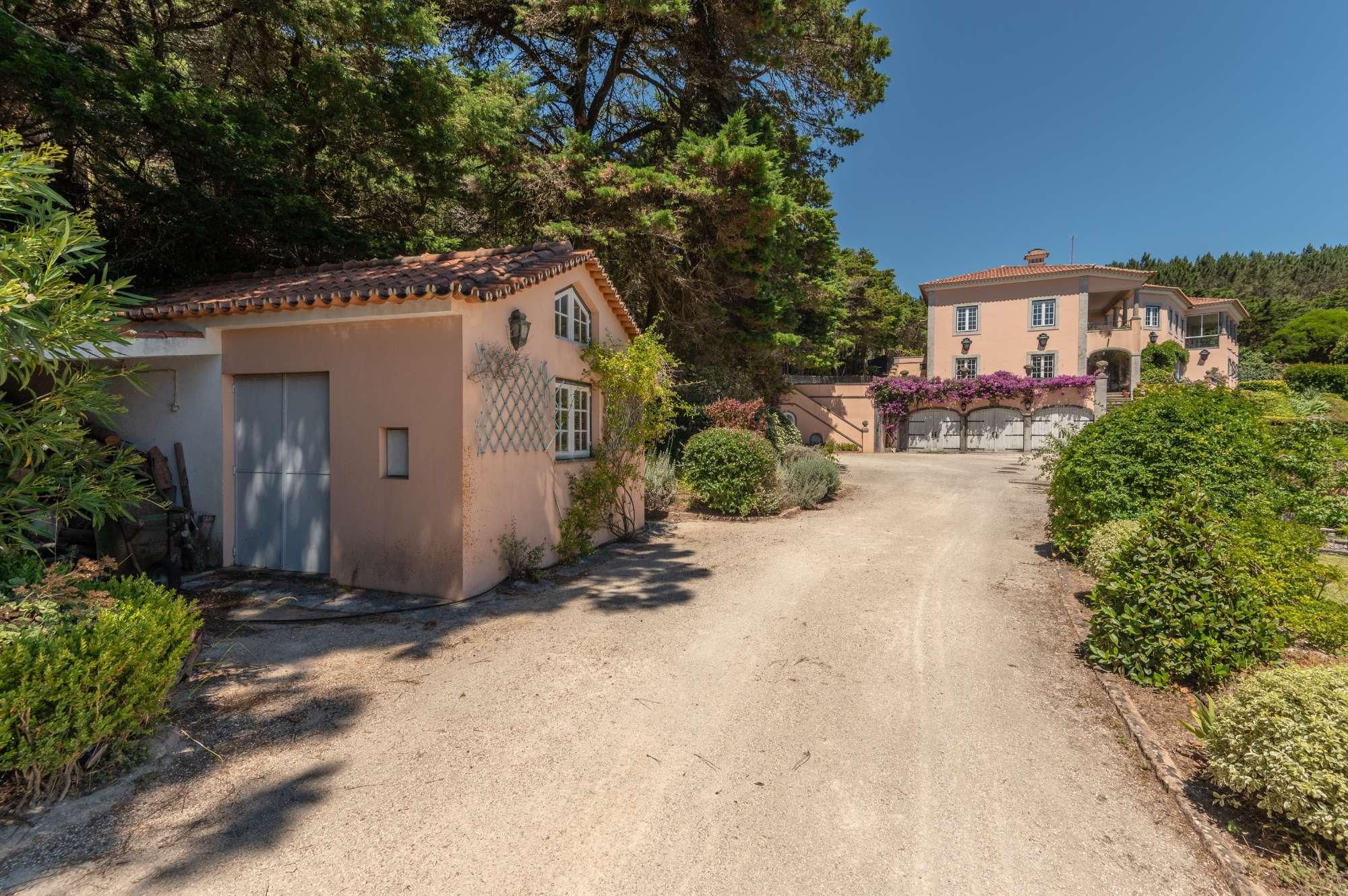 Maison isolée 14 pièces, Cascais