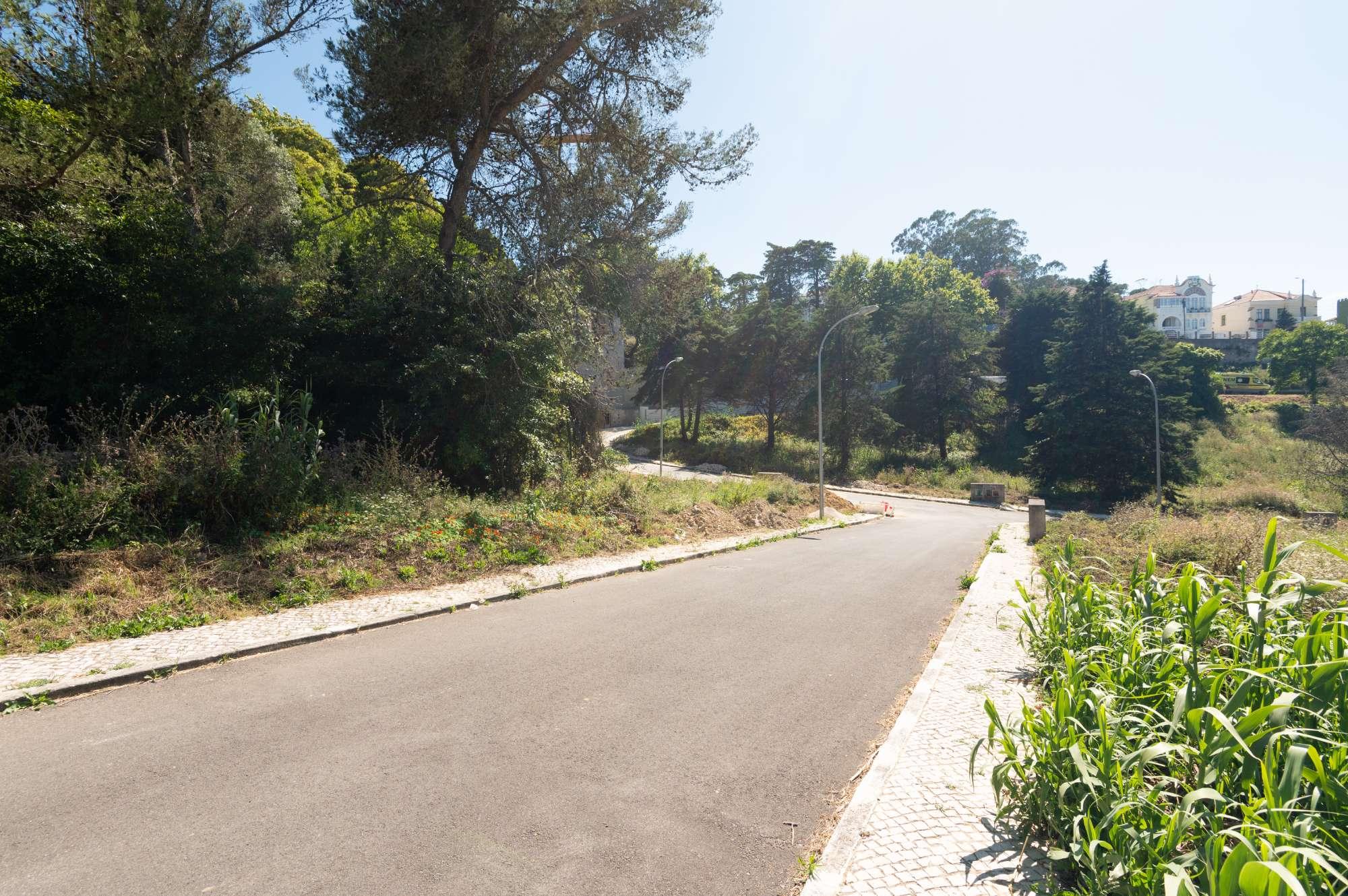 Terrain urbain, Sintra
