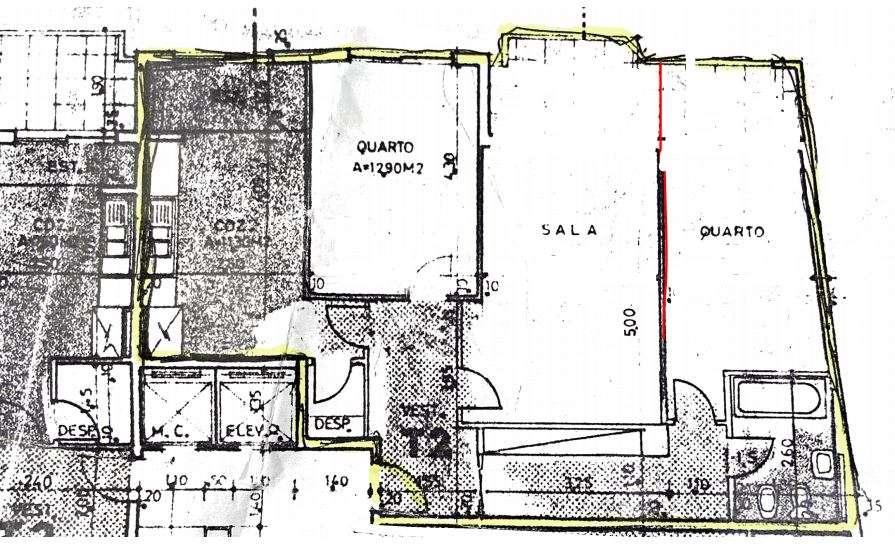Appartement 2 pièces, Loures