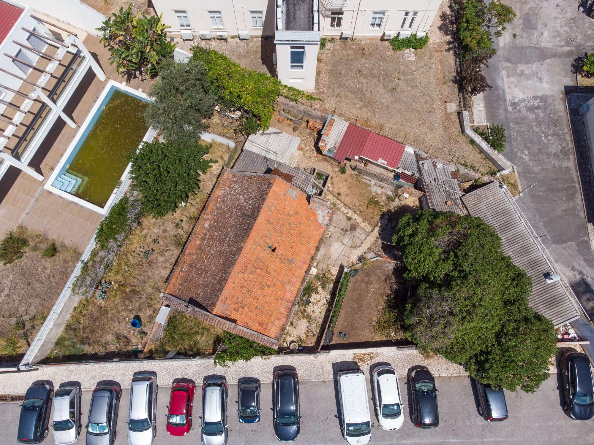 Maison isolée studio, Oeiras