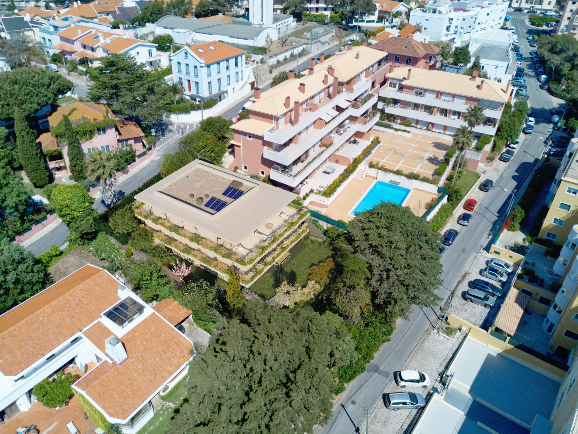 PF26155, Apartamento T3, Cascais