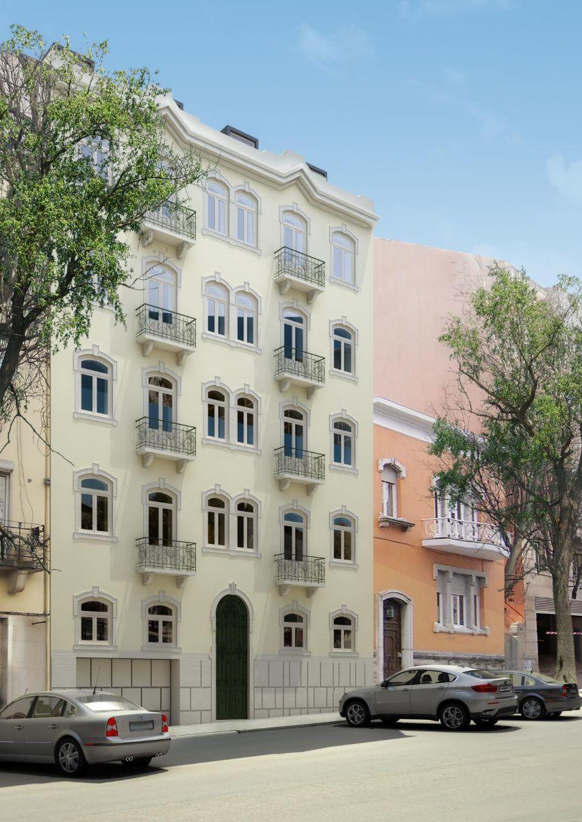 PF3938, Apartamento T2, Lisboa