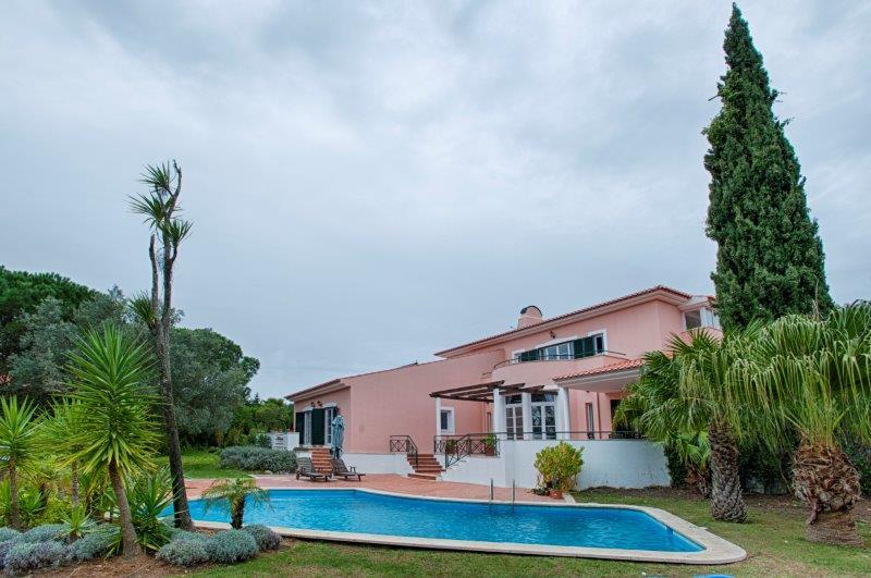 4-bedroom villa in a prestigious condominium, Quin Sintra, Portugal