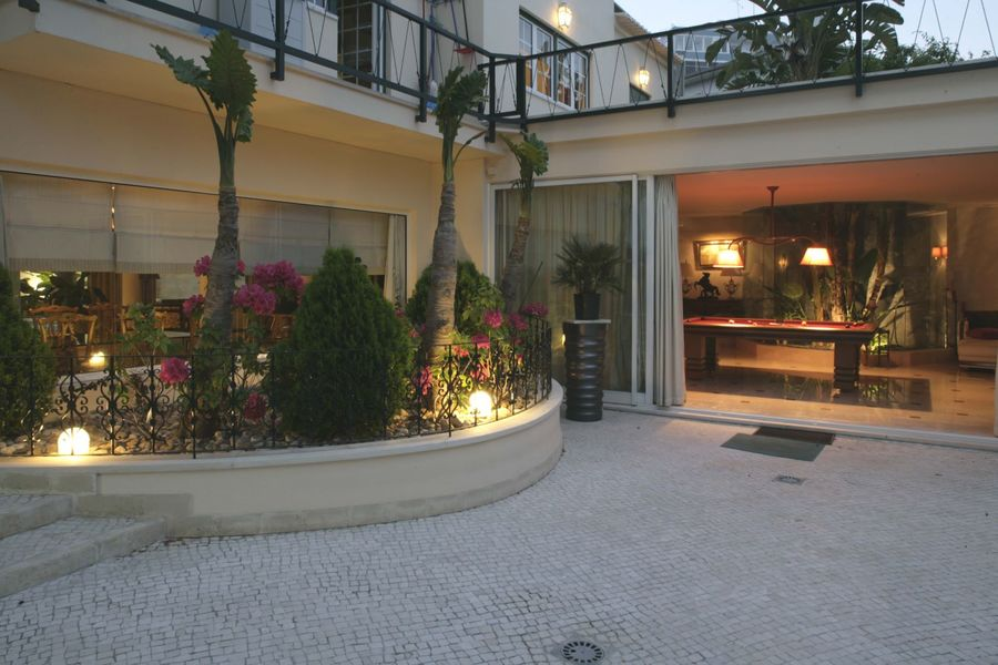 Villas / Townhouses for Sale at Completely remodelled villa in Alvalade with the u Lisboa, Portugal