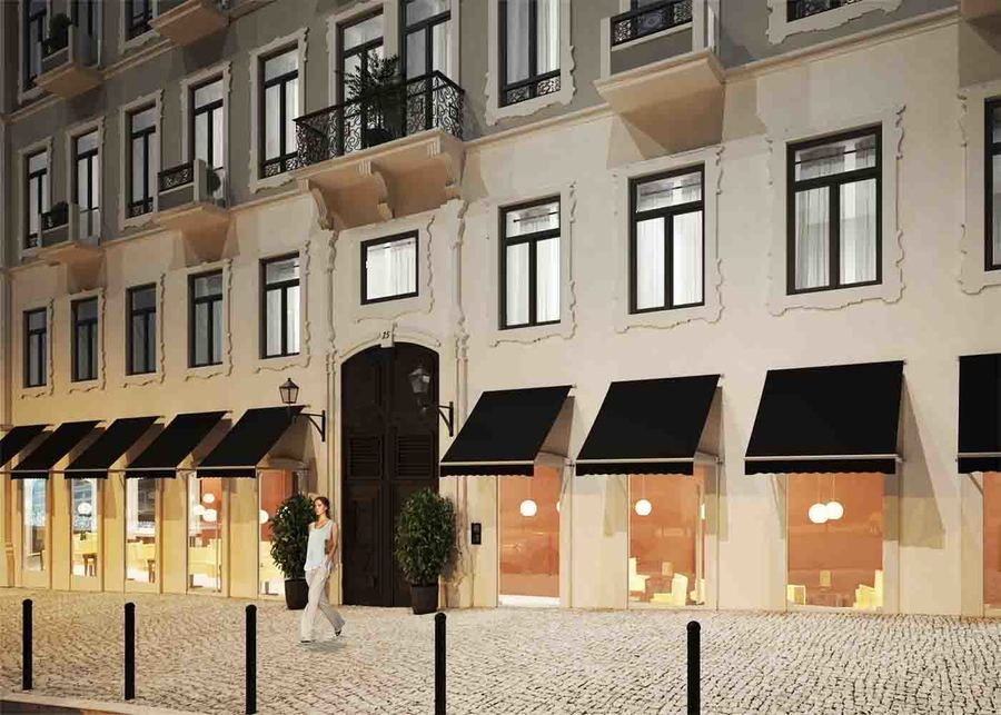PF6521, Apartamento T4, Lisboa